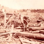 1927 Storm Aftermath