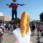Fletcher Corn Dog on Stick