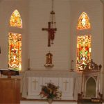 Sacred Heart Catholic Church Interior