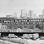 Waples Platter Warehouse Exter View