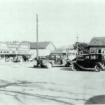 Photo of downtown Seagoville, 1930
