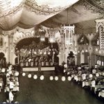 Interior view, Bagdad Supper Club