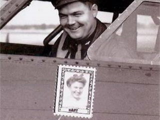 Fred F. Peterman, Pilot