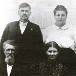 Henry & Surrelda Yeary Markrum with daughter & son-in-law