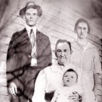 Texana Christian & Tom Parks Family