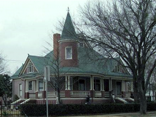 William Thomas Brown Historical Home