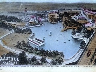 Lake Cliff Amusement Park & Theatre