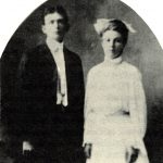 Jim & Lillie Stinson Rape, 1904