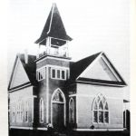 Wylie Christian Church, 1908-1952