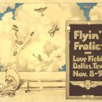 Flying Frolic Program Cover