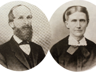 James & Elizabeth Routh Thopmas