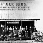 Sanger Brothers Original Location
