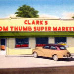 CLARKS TOM THUMB STORE