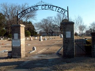 Mills-Garland, Loving Family Resting Place