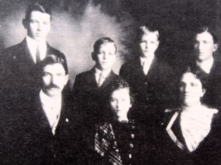 "James ""Jim"" & Lelia Edens Russell Family"